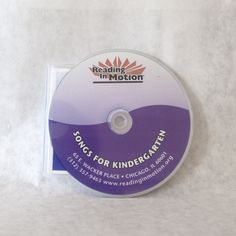 English CD  |  Send an order request to ordermaterials@readinginmotion.org