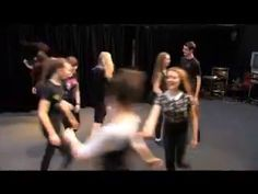 Theatre Game #42 – Walking IT. From Drama Menu - drama games & ideas for drama. - YouTube