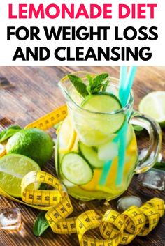Lemonade Diet – Proven Diet For Weight Loss and Cleansing