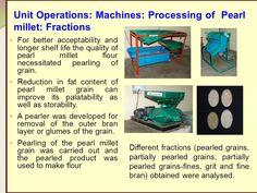Afbeeldingsresultaat voor processing pearl millet