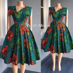 Short African Dresses, Ankara Short Gown Styles, Short Gowns, Ankara Gowns, African Fashion Ankara, Latest African Fashion Dresses, African Print Fashion, African Ankara Styles, Ankara Mode