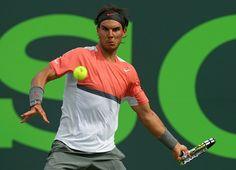 Rafael Nadal Photos: Sony Open - Day 15