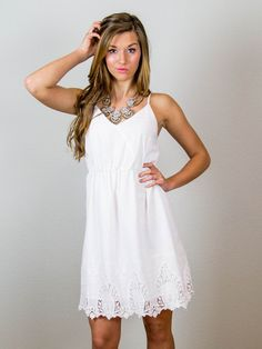 Crochet My Way Dress | DazyLu