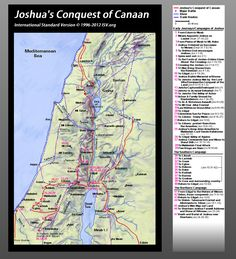 Joshua's Conquest of Canaan
