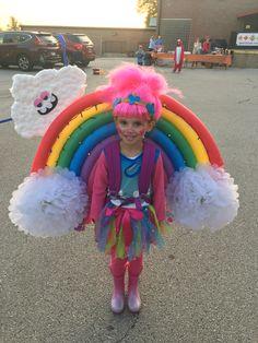 Homemade Halloween Costumes, Halloween Cosplay, Halloween Outfits, Cool Costumes, Family Halloween, Holidays Halloween, Halloween Party, Halloween Decorations, Rainbow Costumes