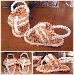By Uchiloki Producción propia: Baby Orange Flip-Flops