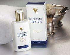 Geschenkideen für Männer - Forever Gentleman's Pride Aftershave Lotion
