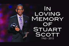 RIP  Stuart Stuart Scott, In Loving Memory, Espn, Memories, Charity, Movie Posters, Fictional Characters, Sports, Memoirs