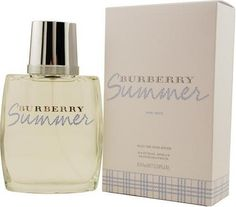 Burberry Summer By Burberry For Men Eau De Toilette Spray, 3.3-Ounces by Burberry. $59.99. Packaging for this product may vary from that shown in the image above. This item is not for sale in Catalina Island. Launched by the design house of Burberry.Whenapplyingany fragrance please consider that there are several factors which can affect the natural smell of your skin and, in turn, the way a scent smells on you. For instance, your mood, stress level, age,...