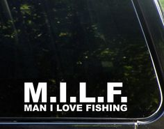Amazon.com: Fishing Master Baiter sticker - Funny joke prank decal ...