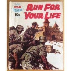 War Comic Picture Library #1254 Action Adventure Fleetway £2.00