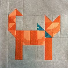 Sewing Quilts Mama Spark's World: Kitten Mini Quilt Swap 2016 Dog Quilts, Animal Quilts, Barn Quilts, Quilt Baby, Small Quilts, Mini Quilts, Quilting Projects, Quilting Designs, Cat Quilt Patterns