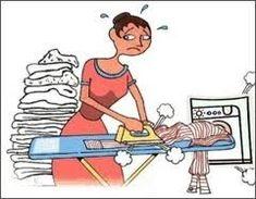 Mantenimiento del Hogar: Planchar algodón