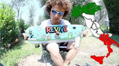 SKATEBOARD SETUP IN ITALY: Setting up a freshie in Italy. My Youtube Channel:… #Skateswitzerland #ITALY #Setup #skateboard