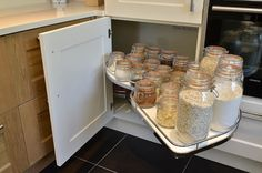 Oak & Painted Combination Kitchen (3)