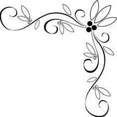Schon Beautiful Border For Adults Coloring Pages   Bing Images