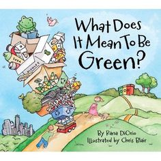Favorite Childrens Books Celebrating Earth Day...The below list is generally for 4-7 year old children. My son is 3 and has definitely enjoyed these books, especially the illustrations, so don't be afraid to introduce them earlier.