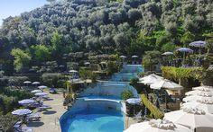 The epitome of Mediterranean elegance, Grand Hotel Capodoimonte is one of Sorrento's finest 4 star establishments.