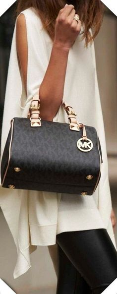 Love the nautical trend... and anything to do with Michael Kors.