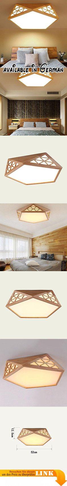 KANG@ Led-Decke Leuchte für Schlafzimmer Wohnzimmer Esszimmer Flur