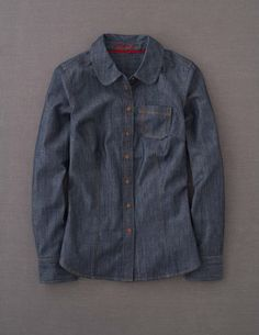 Boden/Denim Shirt