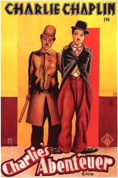 Charlie's Abenteuer (1929) #vintage #movie #chaplin