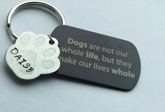 Dogs are not our whole lives but they make our by Lexiandfriends