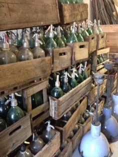 sodabotles in crates New Arrivals Davidowski European Antique Pine Furniture wholesale Holland