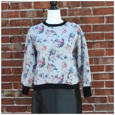 Chandail All trends : confortable, girly et trendy! | Mlle Frivole Casual, Girly, Blouse, Long Sleeve, Sleeves, Style, Tops, Women, Fashion