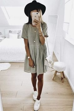 Cute Trendy Summer Outfits to Copy Now - Carola - ✨ma.a✨ - Cute Trendy Summer Outfits to Copy Now - Carola Cute Trendy Summer Outfits to Copy Now - - Cute Summer Outfits, Fall Outfits, Casual Outfits, Outfit Summer, Formal Outfits, Casual Skirts, Casual Dresses For Women, Cute Dresses, Fall Dresses