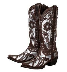 Lane Poison Women's Cowboy Boots