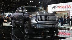 awesome Toyota doubles down on truck-tough image with TRD models