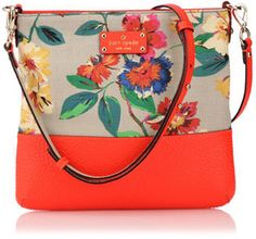 Grove Court Floral Cora cross body ShopStyle: Kate Spade(ケイトスペード)