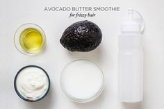 DIY Hair Treatments Recipes