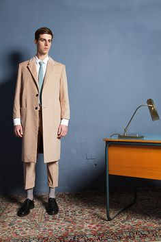 MATTEO LAMANDINI : UNPRECEDENTED VISIONS OF TRADITION. Underneath the uniform? The irony. From the tailoring up to a refined elegance, new and sophisticated, ready to surprise … and smile.   Discover more on  http://ob-fashion.com/matteo-lamandini/?lang=en #fashion #menswear #mensfashion #mensstyle #shopping #madeinitaly #luxury #obfashion #emergingtalent #emergingdesigners #fashion #اتجاهات #тенденции #トレンド #ファッション #мода #موضة #style #moda