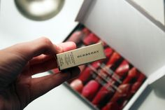Grab Yourself A Free Burberry Lipstick!