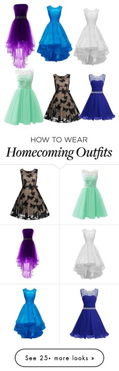 """""""Prom theme"""" by jdemos1 on Polyvore"""