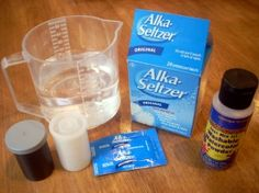 Film canister rockets!!!  Just use alka-seltzer and water.  Great blog with lots of ideas.