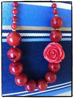 Meet Coral the Sunkissed Necklace by Gazerie on Etsy, $25.00