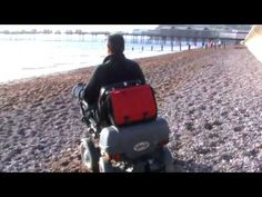 Watch the Mybility All Terrain Wheelchair on the Beach! Four X, Love Conquers All, Make A Family, Assistive Technology, Disability, Parenting, Watch, Childcare, Clock