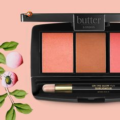 Rosy cheeks are oh-so-easy with our warm tone blush palette, Simply Sweet BlushClutch