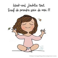 Bon Weekend, Doux Good, Week End, Cool Words, Winnie The Pooh, Disney Characters, Fictional Characters, Meditation, Character Design