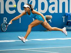 Use this combination of agility drills and power moves to raise your tennis game.