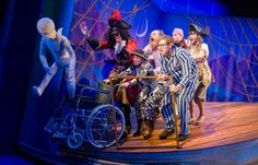 """The Mischief Comedy comes back with a new hilarious comedy """"Peter Pan Goes Wrong"""" #London Apollo Shaftesbury"""