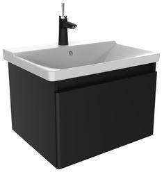 Basin faucet on cabinet Lavatory Faucet, Basin, Bathtub, Cabinet, Bathroom, Home Decor, Standing Bath, Clothes Stand, Washroom