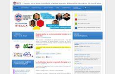 PORTFOLIO: restyling sito ACLI BIELLA Prossimamente on-line ;-)
