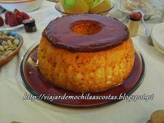 Viajar de Mochila às Costas: Gastronomia Portuguesa - Sobremesas