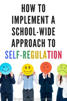 How to Implement a School-Wide Approach to Self-Regulation — Bright Futures Counseling Social Emotional Activities, Teaching Social Skills, Counseling Activities, Career Counseling, Therapy Activities, Therapy Ideas, Teaching Resources, Elementary School Counselor, Elementary Schools