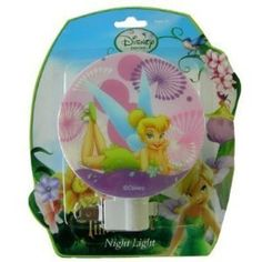 Disney Tinkerbell Tink Tinker Fairy Bell Night Light - Bonus Feather Hair Extension With Purchace (Toy)  http://ec2-184-73-132-36.compute-1.amazonaws.com/index.php?pinterest=B007I77RRW