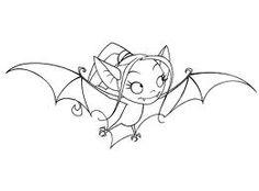 dessin halloween chauve souris - Recherche Google